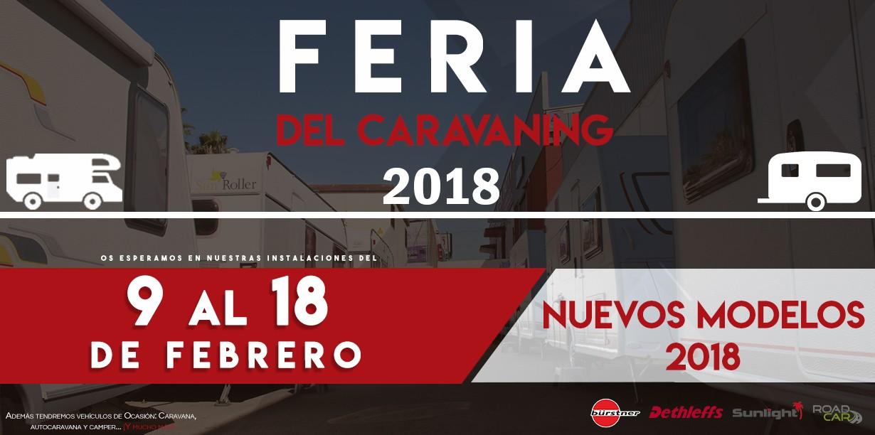 Feria del Caravaning 2018 - Luxecaravaning: Caravanas, autocaravanas y camper