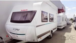 Caravana 2018   Dethleffs C'Joy 390 QSH - Feria Caravaning 2018