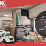 Sorteo Alquiler Luxecaravaning: Disfruta de San Valentín en autocaravana GRATIS