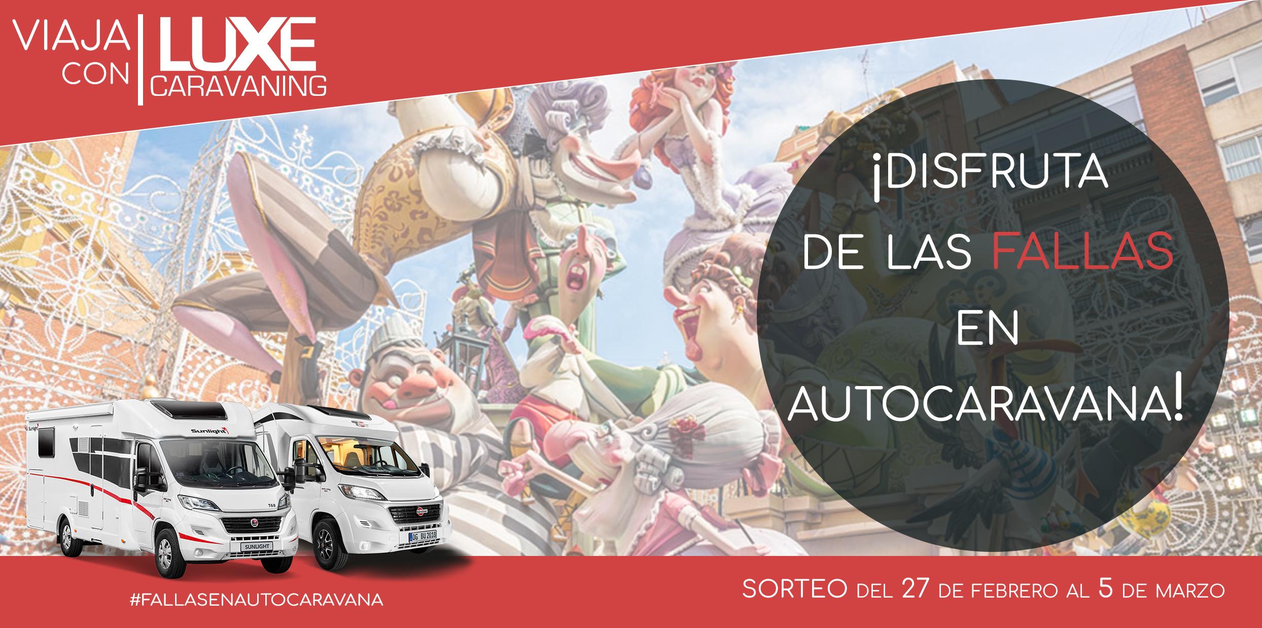 Alquiler autocaravanas en Valencia
