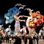 Planes en caravana para Marzo: Fallas