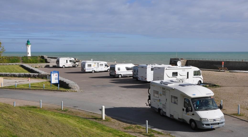 parking caravanas