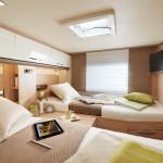 Tipos de cama que puedes encontrar en una autocaravana