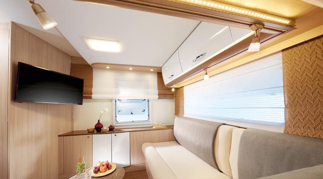 Tipos de antenas de televisión para caravanas y autocaravanas