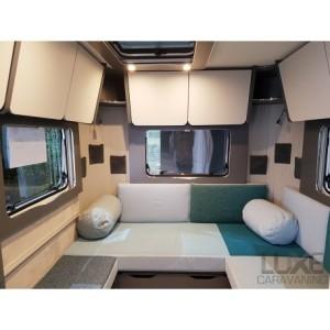 2 ambientes interior caravana