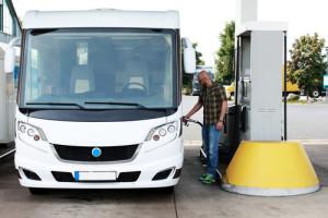 combustible para autocaravanas