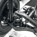 Suspensión neumática adicional para autocaravanas: qué es y para qué sirve