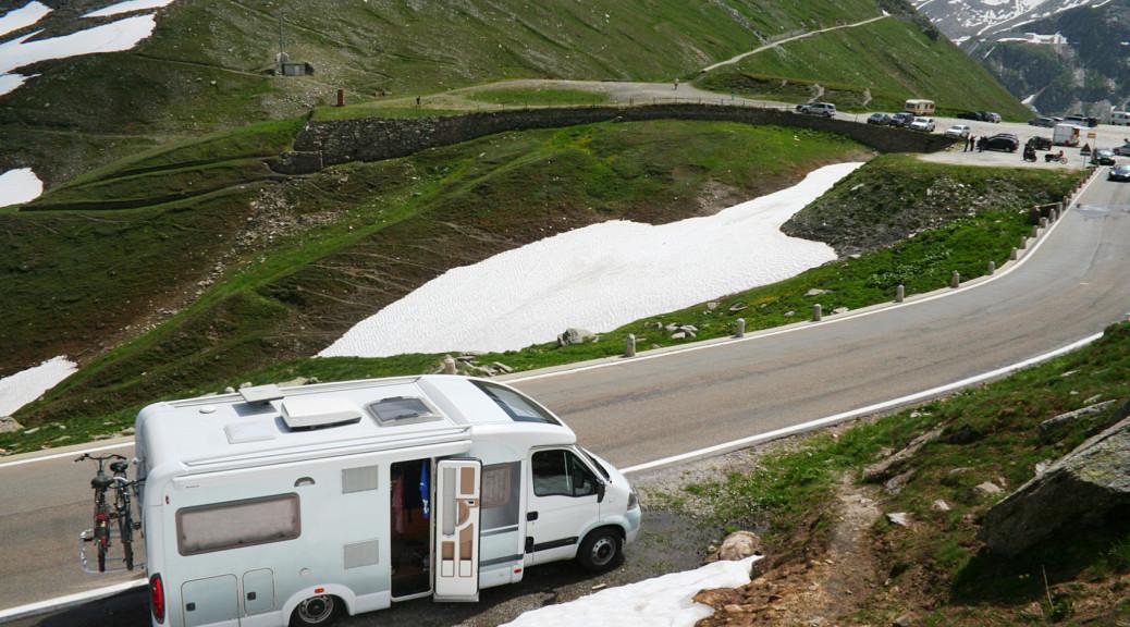Alquiler de autocaravana: Ruta en autocaravana