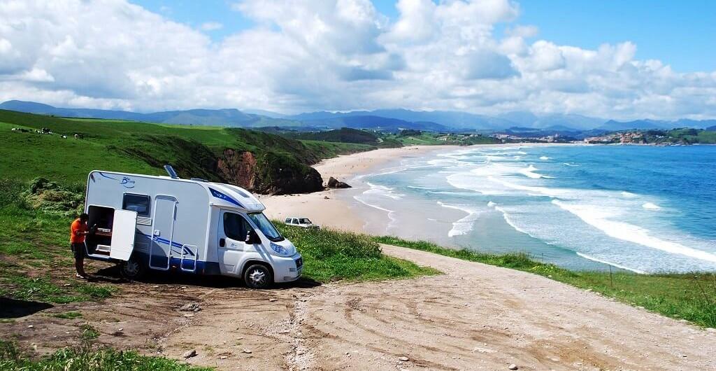 De viaje en autocaravana por Galicia