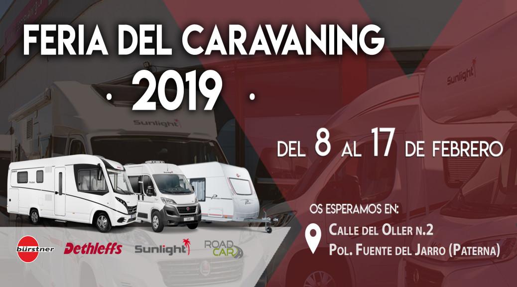 Blog feria caravaning 2019