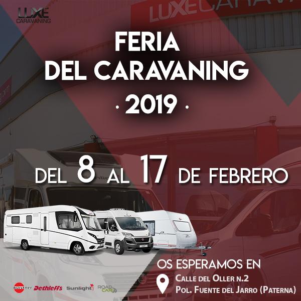 FERIA CARAVANING 2019