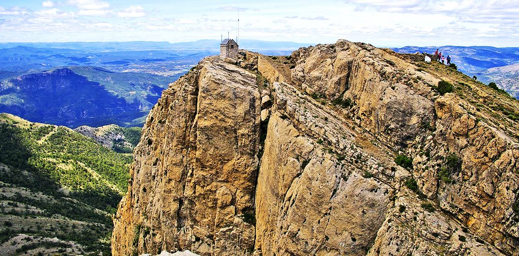 El pico de Penyagolosa, una ruta de la Comunidad Valenciana