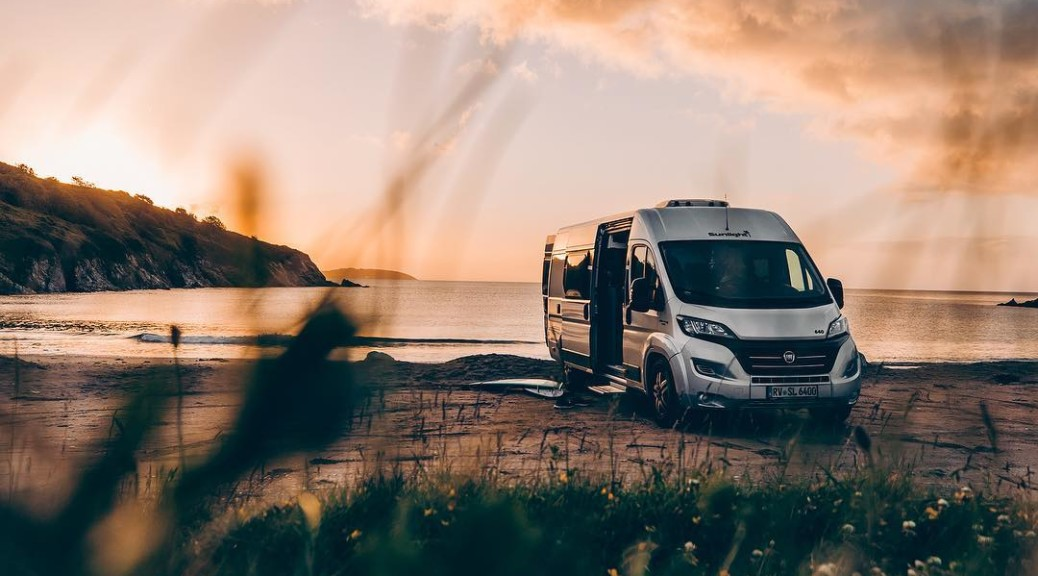 Viajar en camper: Los mejores destinos de playa
