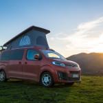 Alquiler de autocaravanas: La campster llega a Luxecaravaning